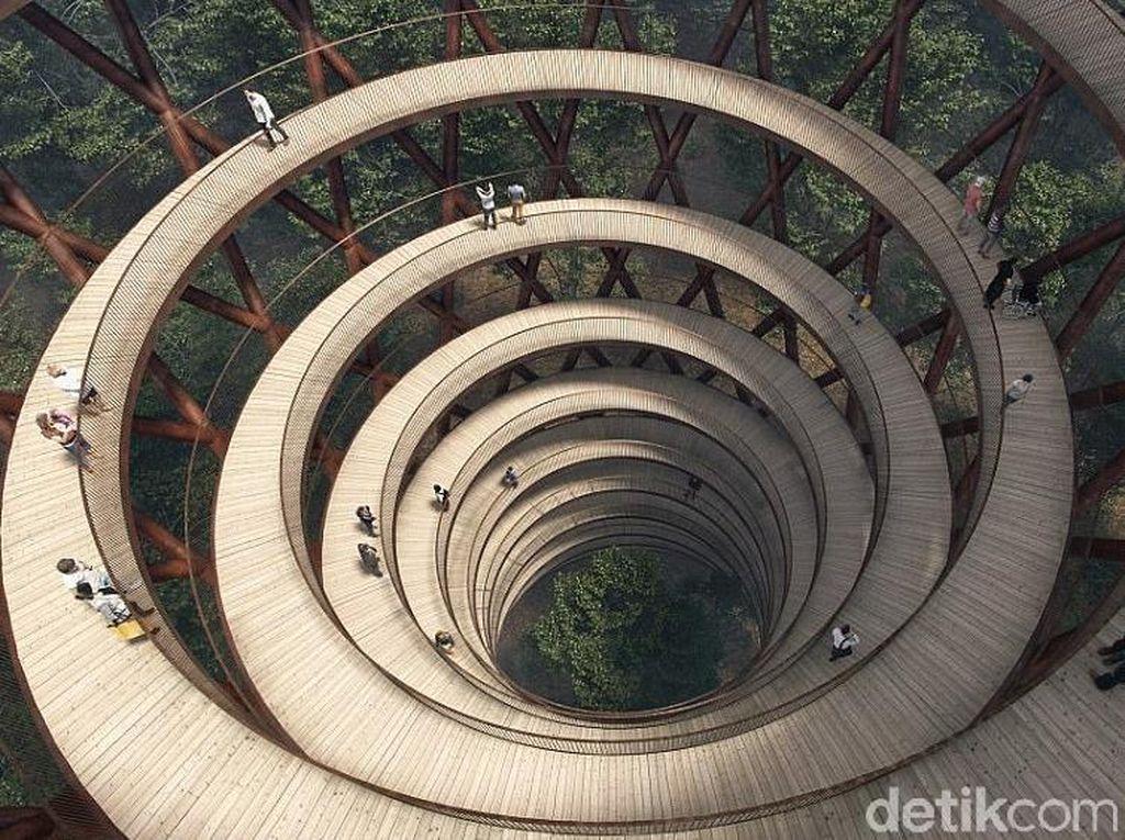 Inikah Calon Menara Pandang Terkeren Sedunia?
