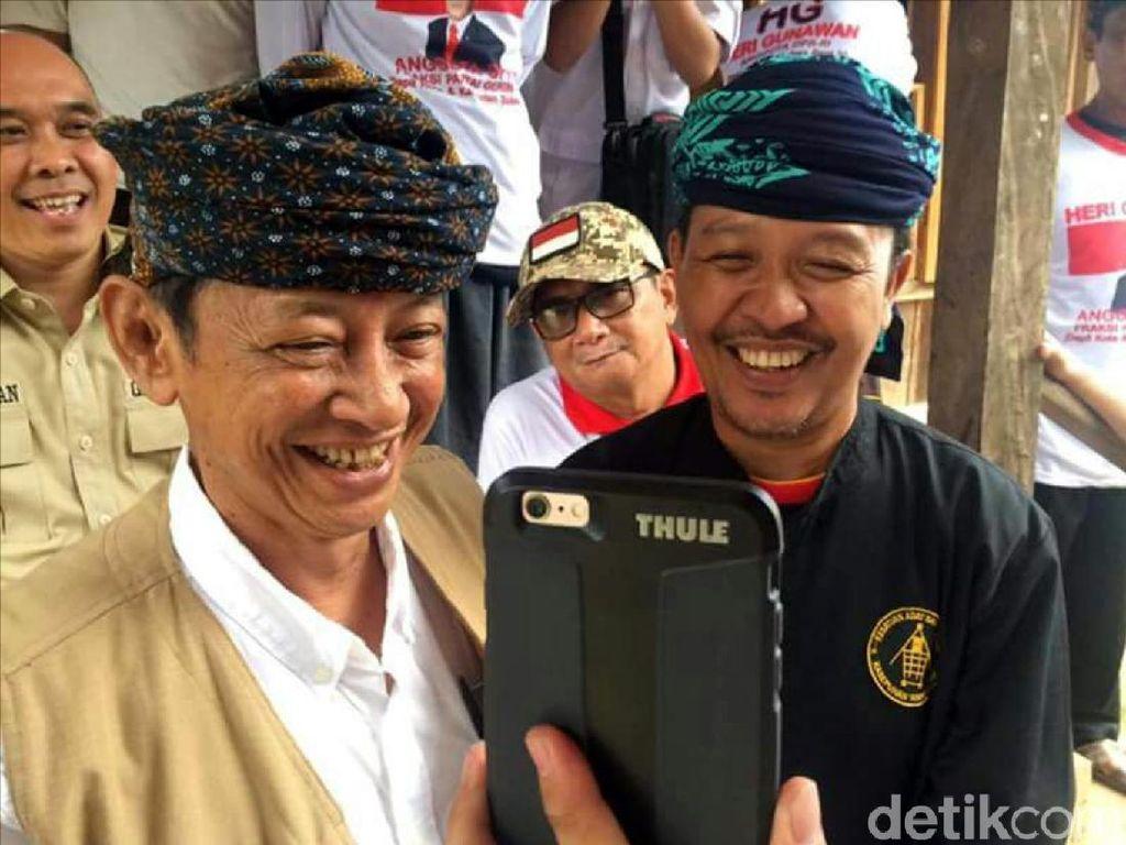 Mengenal Batik Lokatmala Sukabumi, Batiknya Para Jawara