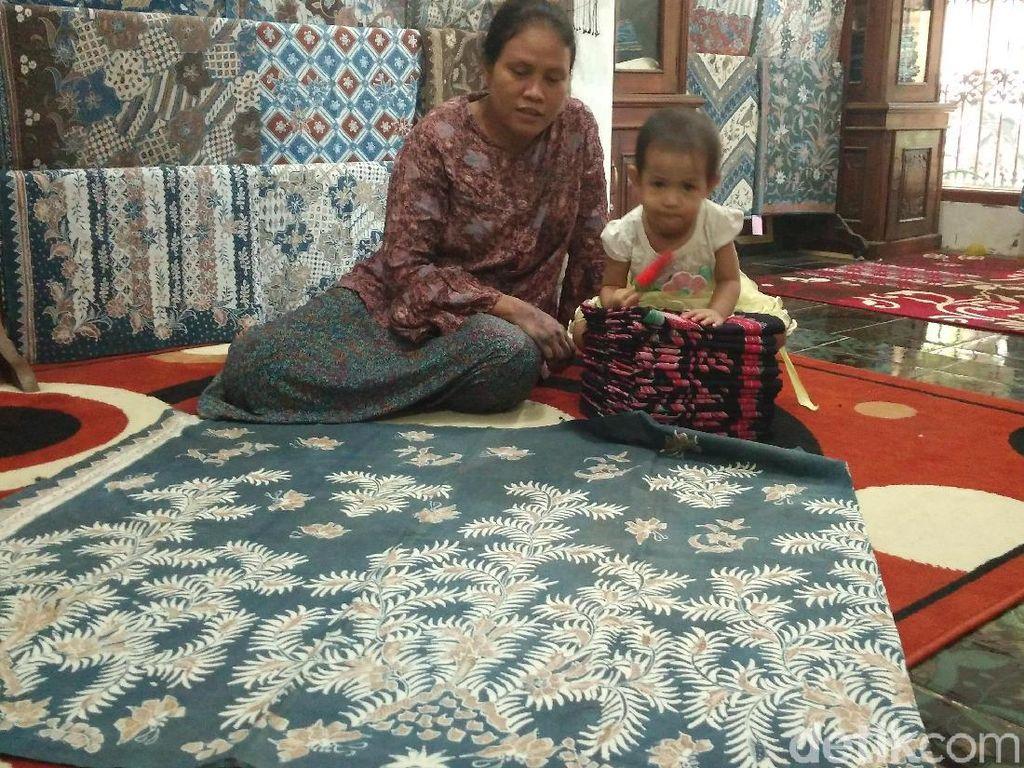 Selain Mega Mendung, Cirebon Punya Motif Batik Pecutan