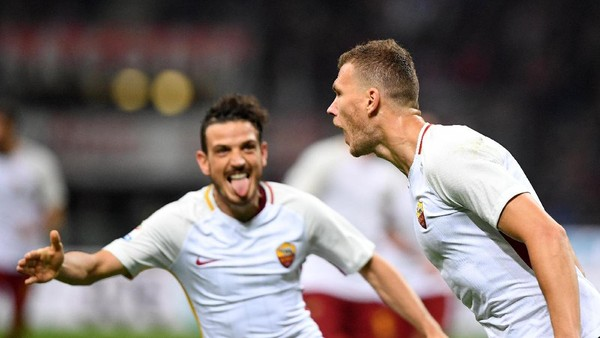 Roma Mengirim Pesan Penting Lewat Kemenangan atas Milan