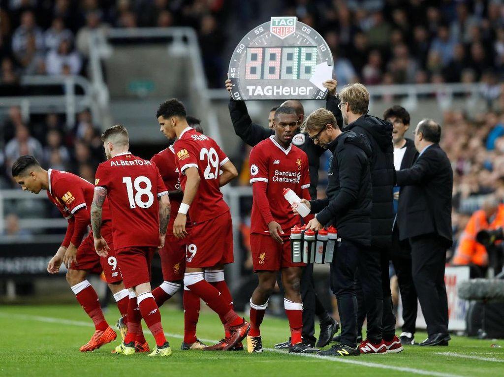 Gerrard: Jangan Nilai Liverpool Sekarang