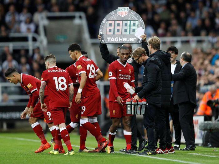 Manajer Juergen Klopp mengklaim Liverpool punya persiapan bagus jelang menghadapi Brigton & Hove Albion. (Foto: Carl Recine/Reuters)