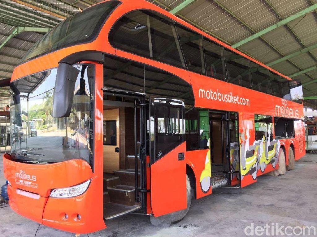 Tujuan Utama Motobus Bukan Sekedar Bus Pengangkut Motor