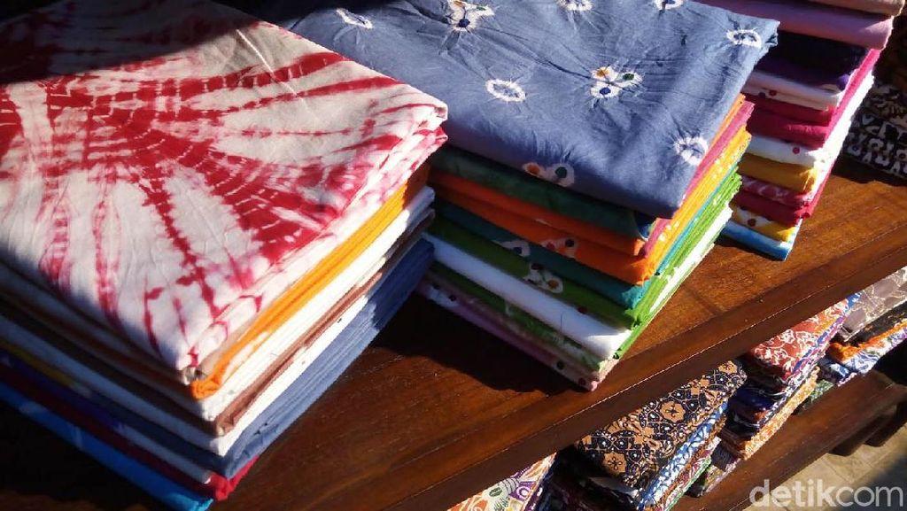 Foto: Transformasi Batik Dulu dan Sekarang
