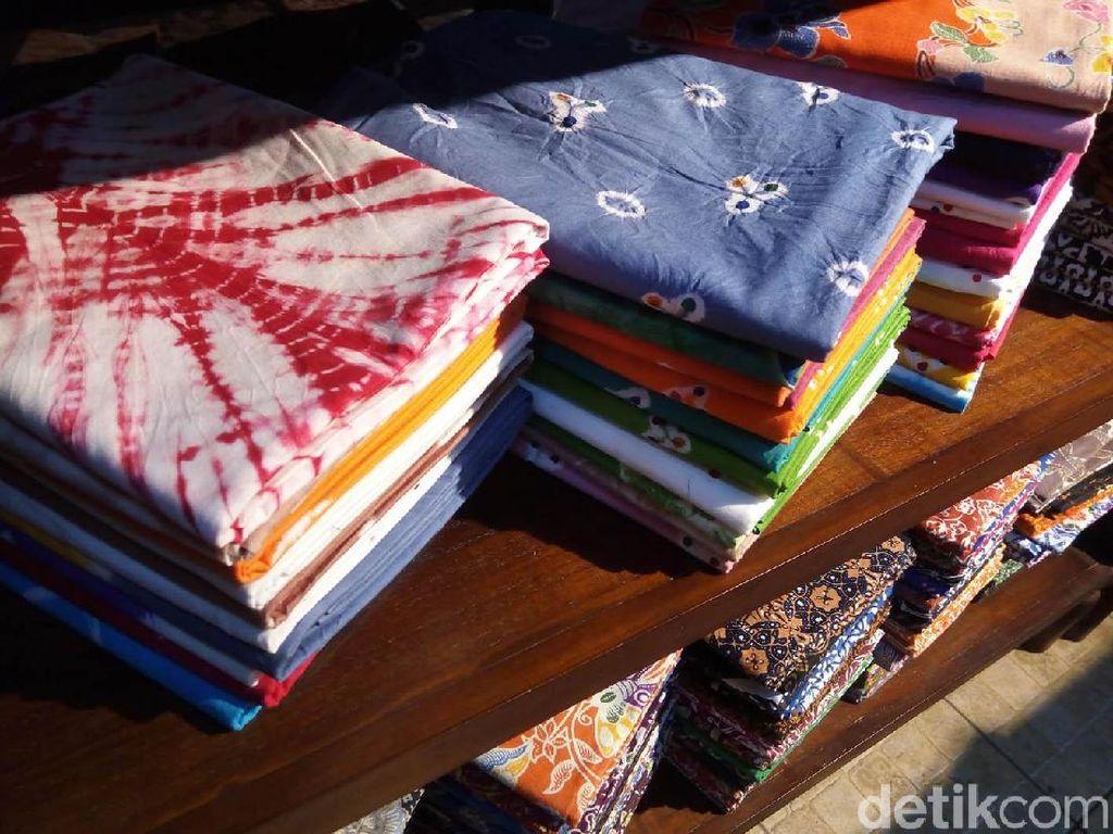 Ekspor Batik Sumbang Pemasukan Rp 251 M Buat RI