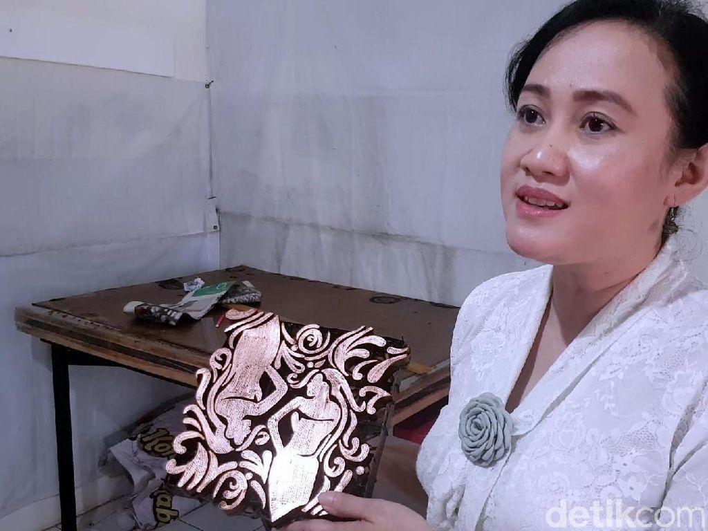 Legenda Buto Ijo Pada Selembar Batik Rereng Ciwangi