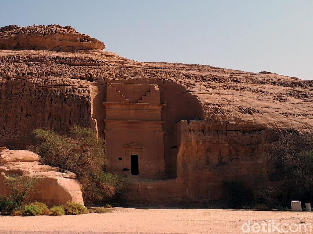 Madain Saleh, Kota Purba Kembaran Petra Yordania