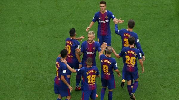 Javier Tebas, Fans Madrid yang Mengancam Barca dari Kursi Presiden La Liga