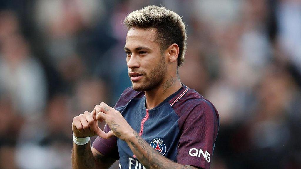 Neymar Direncanakan Jadi Bintang Tamu Asian Para Games 2018