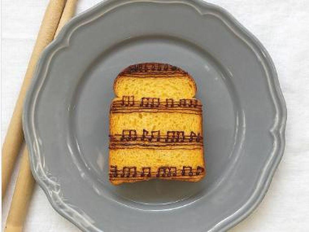 Kalau Rotinya Selucu Ini, Anak-anak Pasti Lebih Semangat Sarapan
