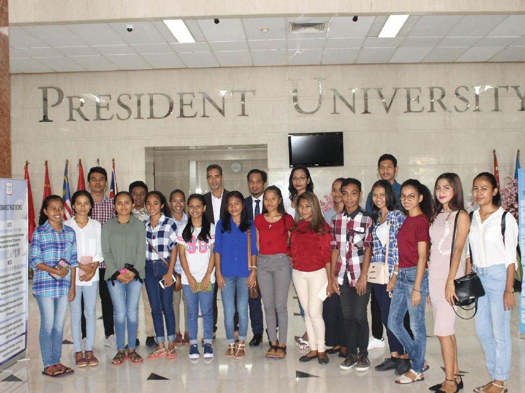 Butuh SDM Berkualitas, Timor Leste Kirim Mahasiswa ke RI