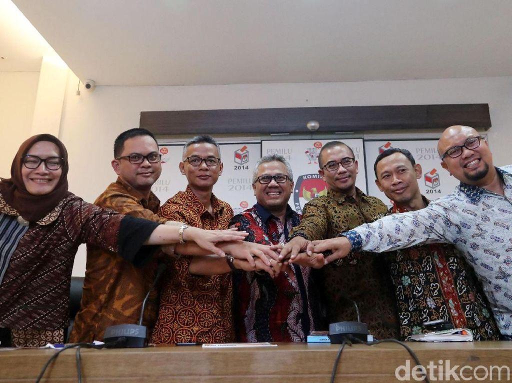 KPU Buka Pendaftaran Parpol Calon Peserta Pemilu 2019