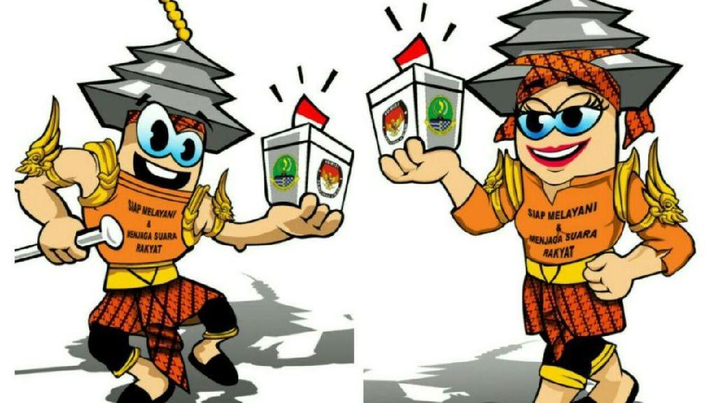 61 Paslon Ramaikan Pilgub dan 16 Pilkada di Jawa Barat