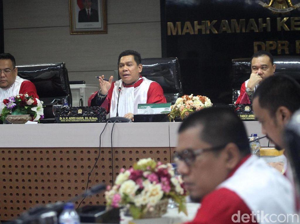 Pekan Depan, MKD DPR Panggil Akbar Faizal Terkait Laporan Elza