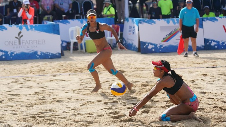 Setelah Juara di Singapura, Voli Pantai Alihkan Fokus ke Jepang