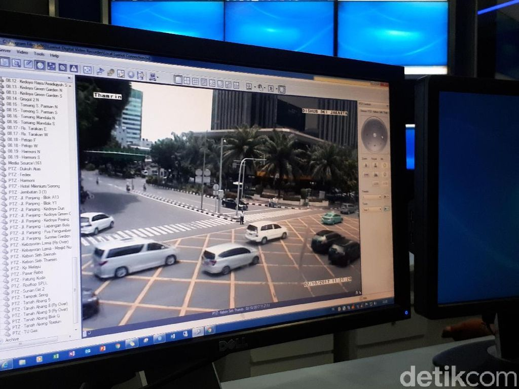 Ada 14 CCTV Bersuara di Jakarta, Polisi Belum Siap Lakukan e-Tilang