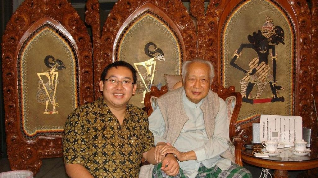 Obrolan Panjang Fadli Zon dan Soeharto di 2007