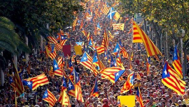 Bola Demokrasi Catalunya