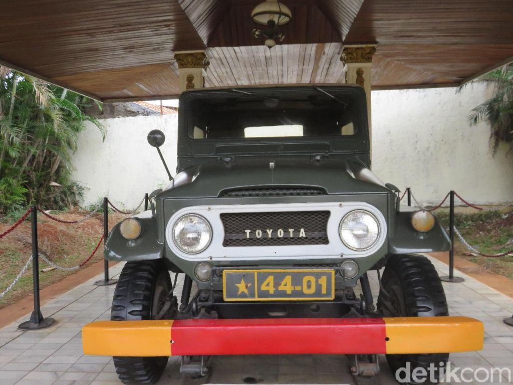 Toyota Kanvas, Mobil Dinas Soeharto yang Jadi Saksi Bisu G30S/PKI
