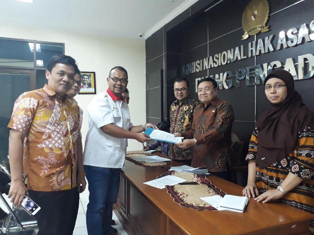 Keluarga Dibatasi Jenguk Asma Dewi, ACTA Melapor ke Komnas HAM