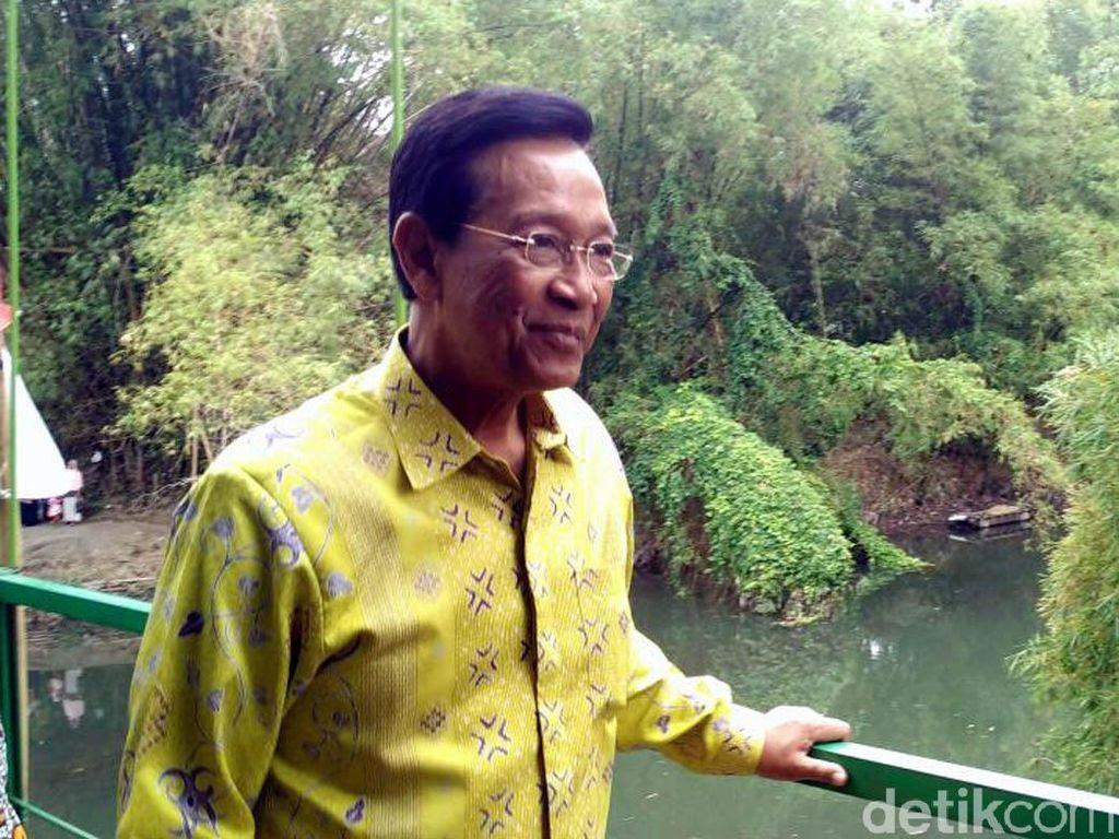 Kata Sultan HB X Soal Kemungkinan Kekosongan Jabatan Gubernur DIY