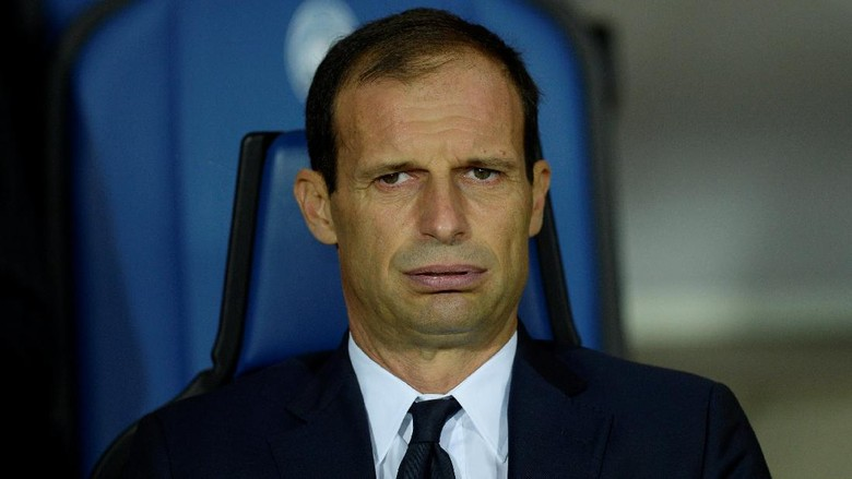 Kritik Allegri soal Penggunaan VAR di Serie A
