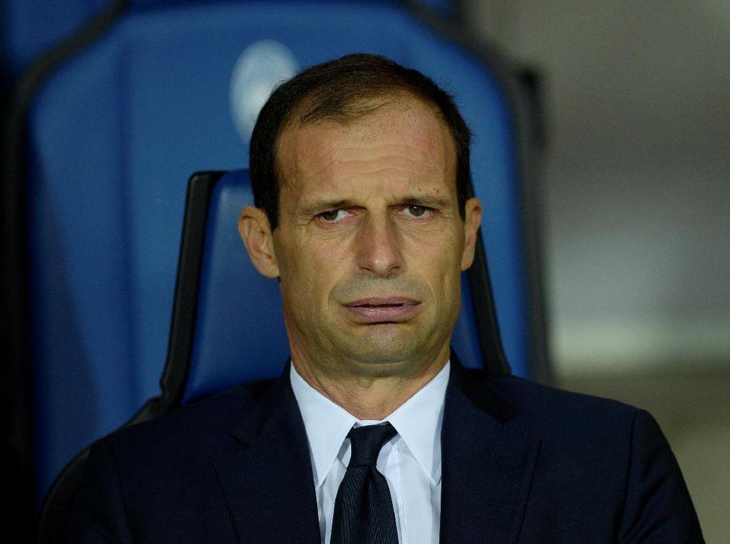 Mengapa Juventus Selalu Kesulitan Lawan Atalanta, Allegri?