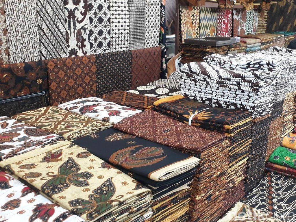 Impor Kain Batik Cuma Bisa Pakai Syarat Ini