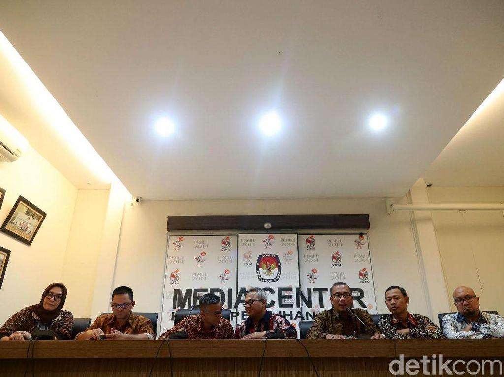 KPU: Parpol Lama Tetap Harus Daftar Lagi untuk Pemilu 2019