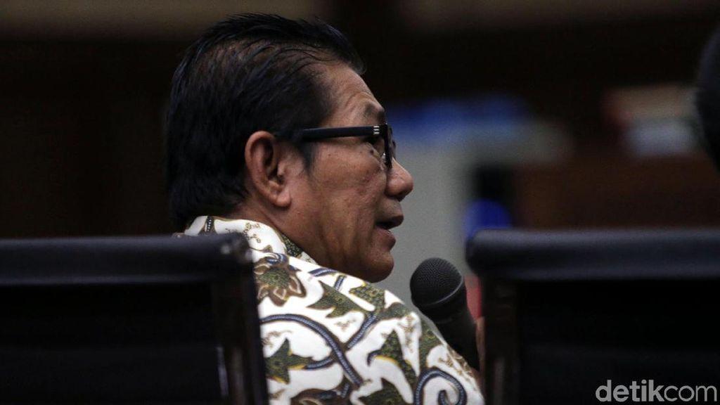 Ketua Pansus Angket KPK Jadi Saksi Andi Narogong