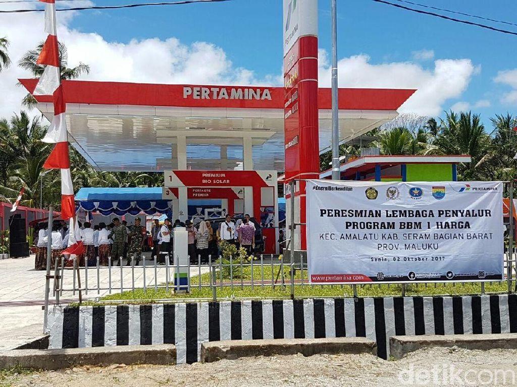 Jokowi Bakal Resmikan BBM Satu Harga di Miangas