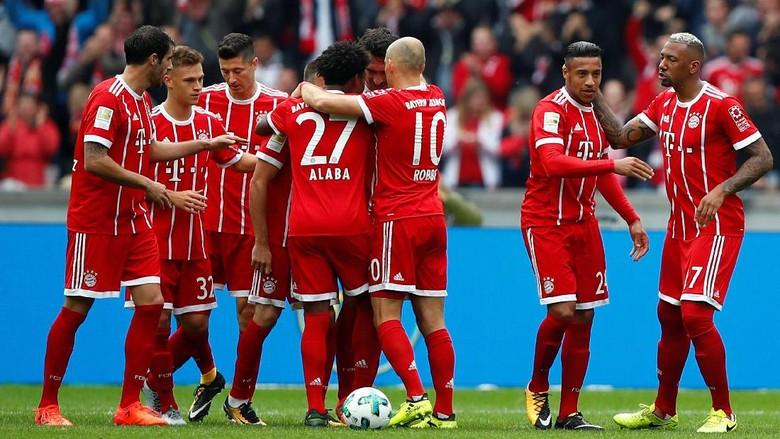 Bundesliga Bukan Cuma Bayern Munich