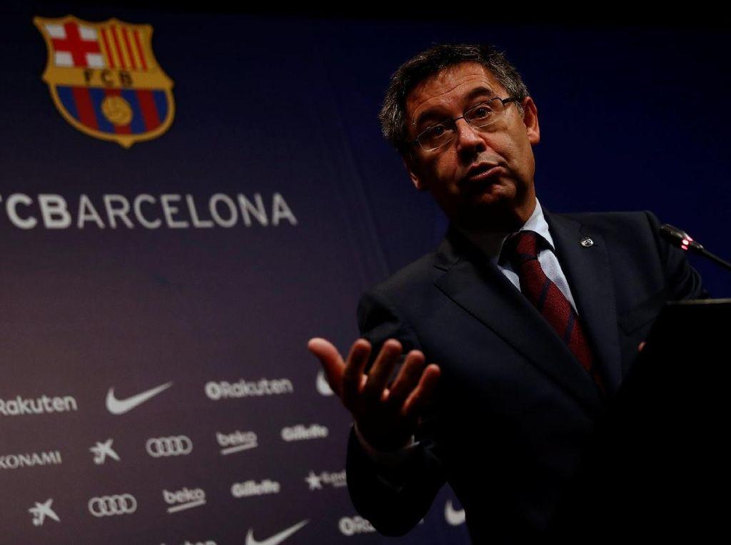 Messi Vs Abidal, Presiden Barcelona Turun Tangan