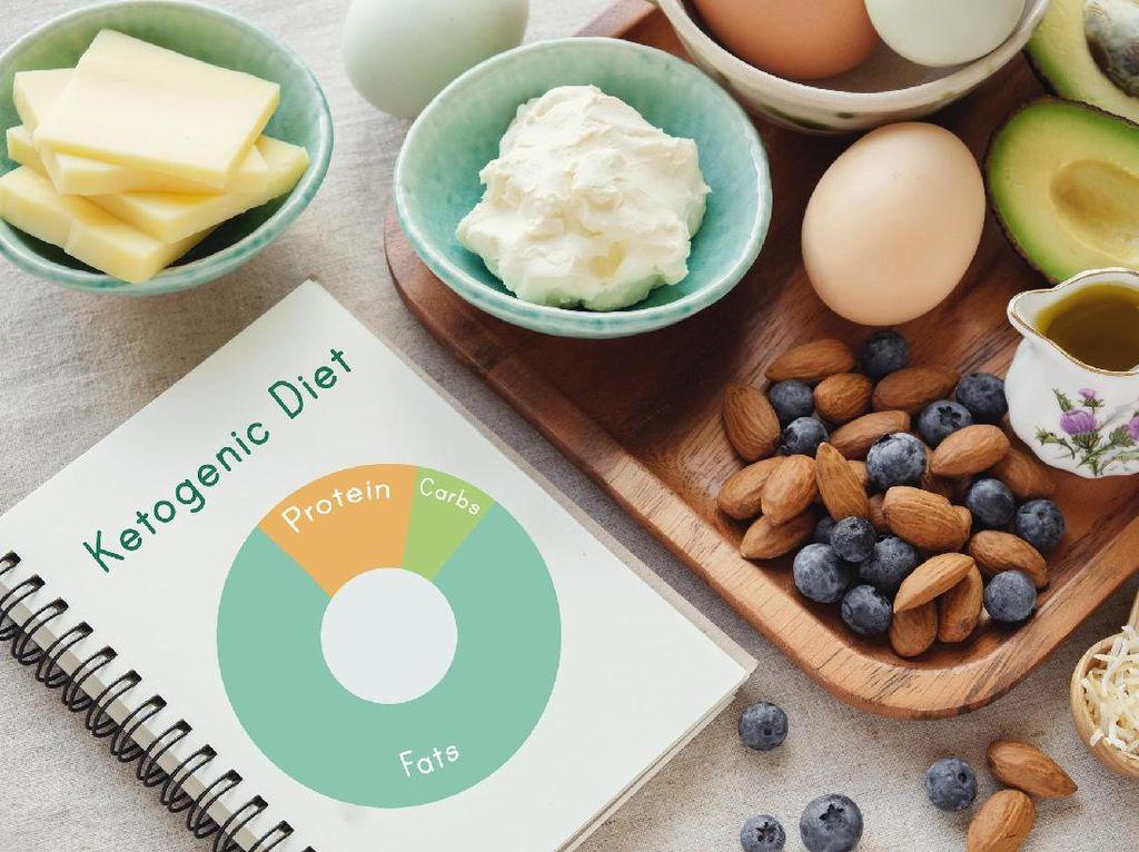 4 Diet yang Sebenarnya Mirip-mirip Diet Keto