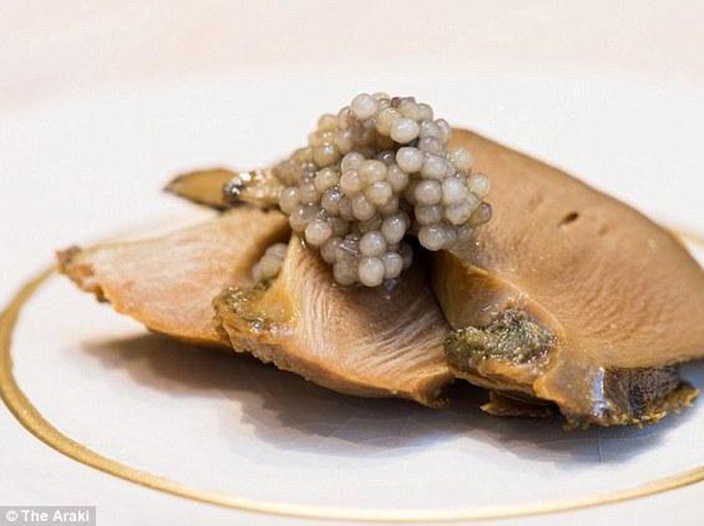 Resto Sushi dengan 9 Bangku Ini Berhasil Raih Bintang 3 Michelin