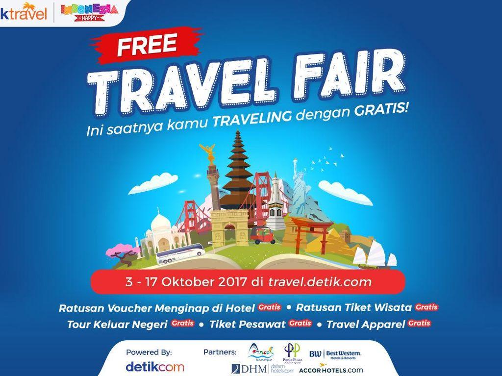 Sampai Jumpa di Free Travel Fair Selanjutnya