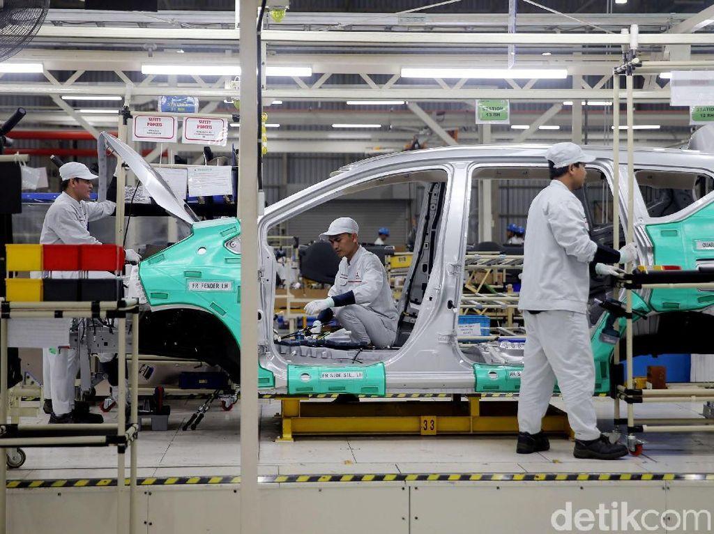 Xpander Diproduksi di Vietnam, Berapa Upah Buruh di Sana?