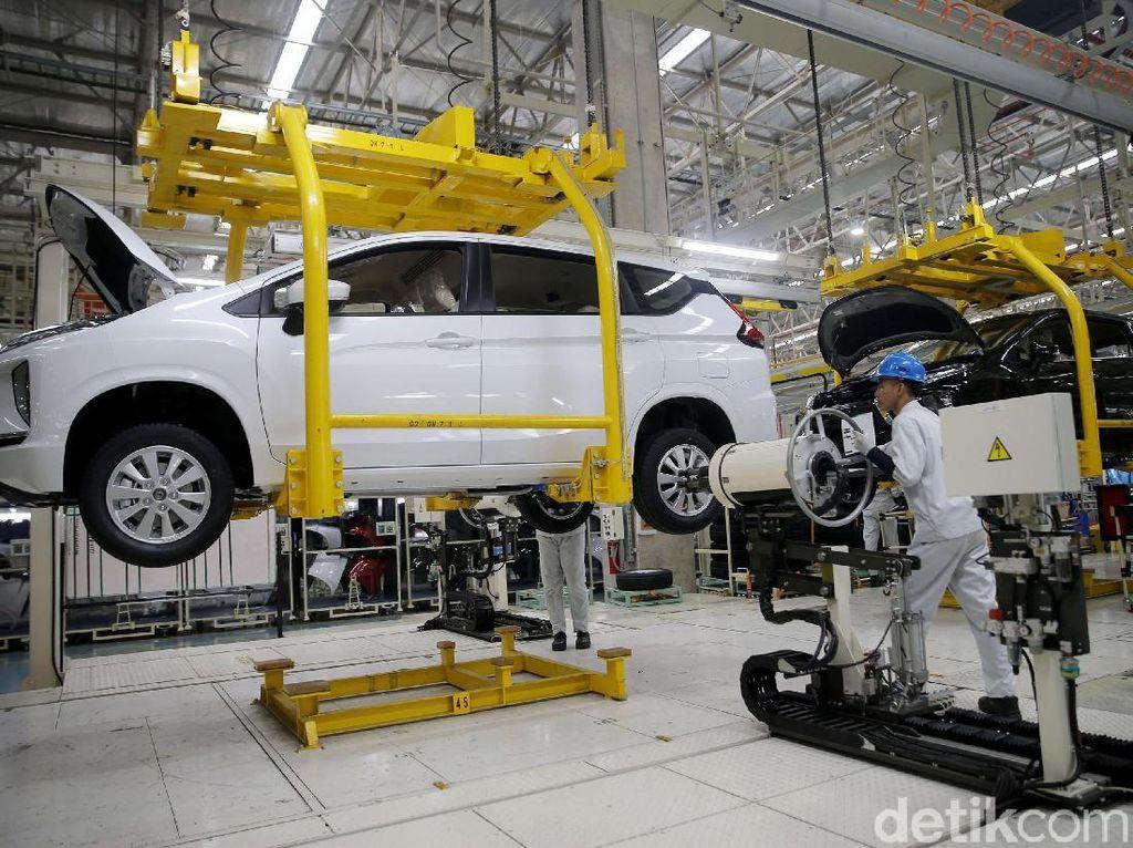 Sering Disebut Bocor, Mitsubishi Improvisasi Peredam Kejut Xpander