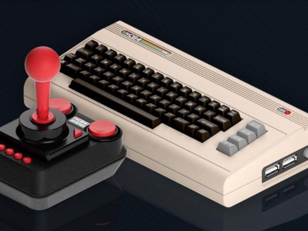 Konsol Lawas Commodore 64 Siap Saingi NES Classic