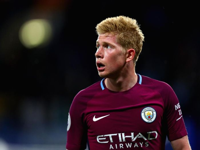 Pemain Manchester City, Kevin de Bruyne (Foto: Clive Rose/Getty Images Sport)