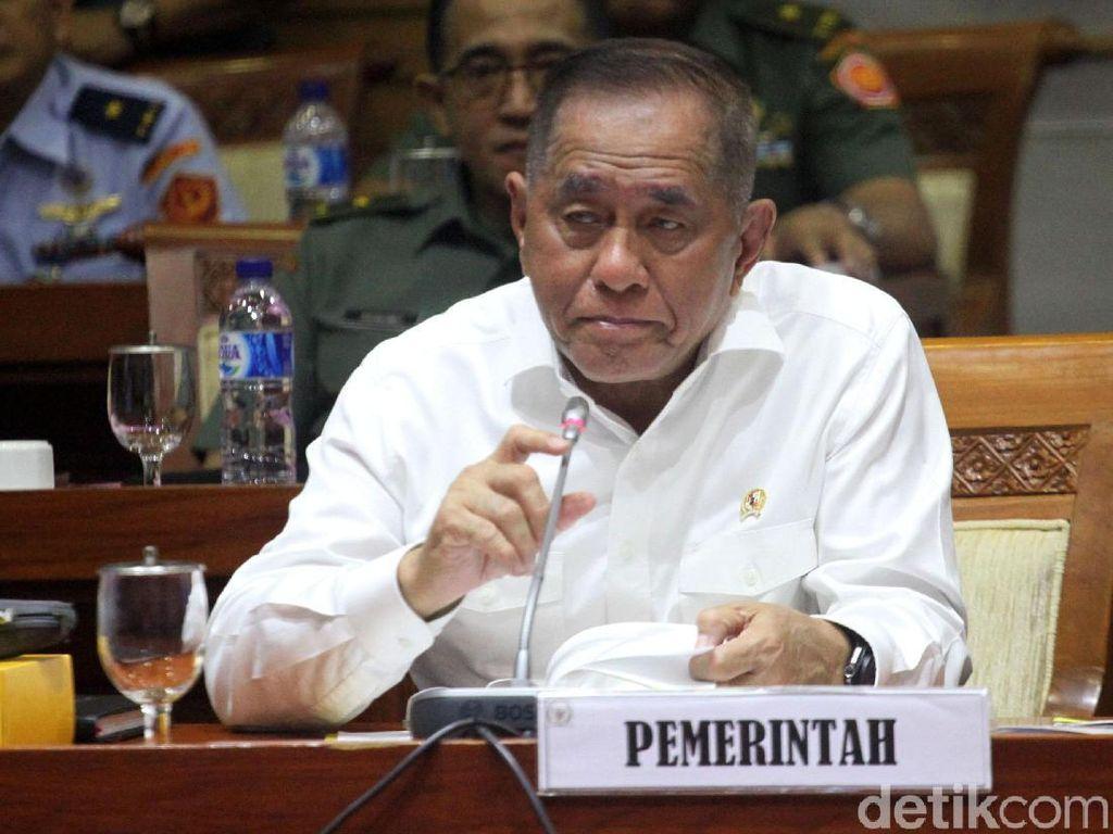 Menhan akan Bawa Masalah Rohingya ke Pertemuan Trilateral Filipina