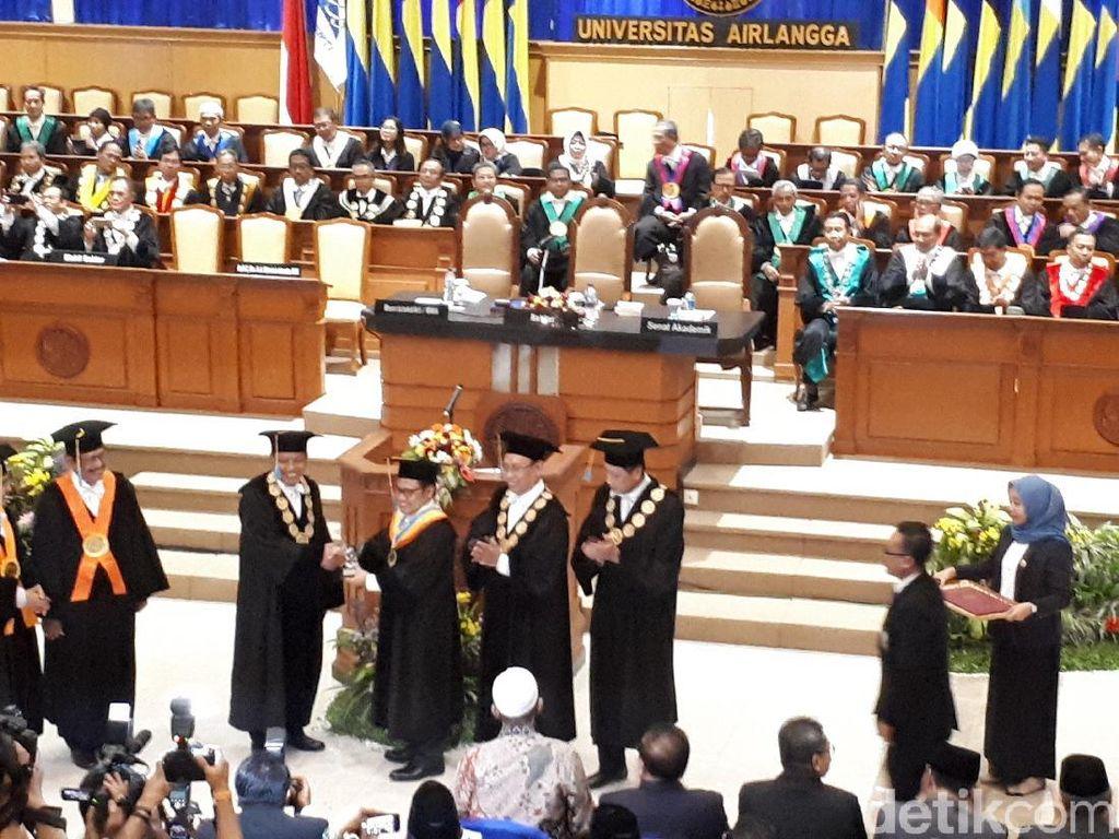 Gelar Doktor Honoris Causa Cak Imin akan Dibawa ke Ranah Hukum