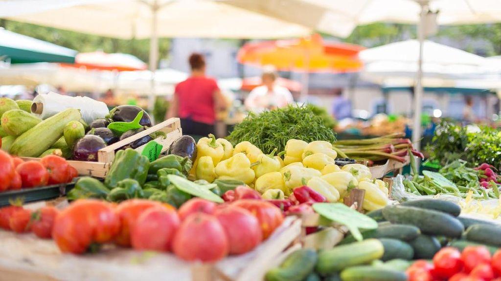 Ternyata 7 Sayuran yang Ada di Pasar Ini Ampuh Menangkal Alergi