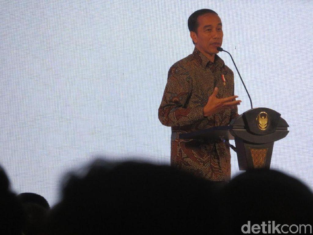 Jokowi Sebut Daya Beli Tak Lesu, Ini Tanggapan Pengusaha