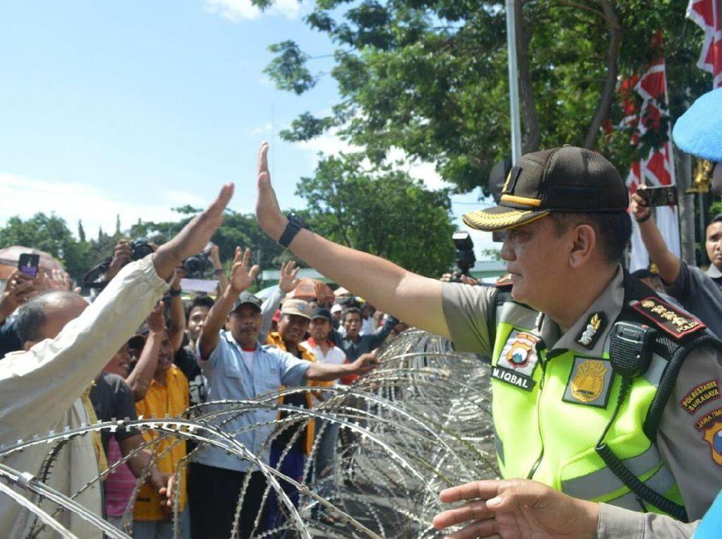 Demo Angkot Damai, Polisi: Terima Kasih Konco-konco Sopir