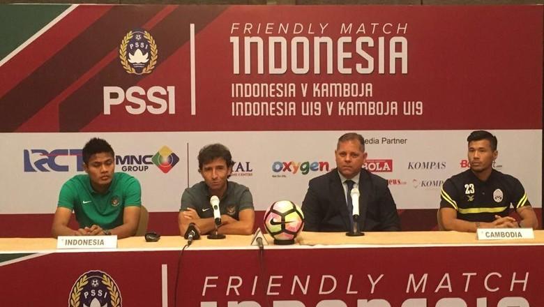 Diingatkan Insiden Saat Vs Kamboja SEA Games 2017, Milla Minta Maaf Lagi