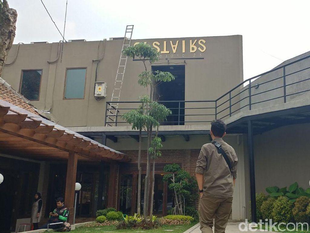 Satpol PP Datangi Bar yang Putar Musik Kencang di Trunojoyo Bandung