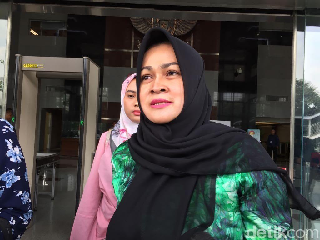 Istri Gatot Pujo: Buat Teman-teman yang Tersangka, Jadi JC Aja
