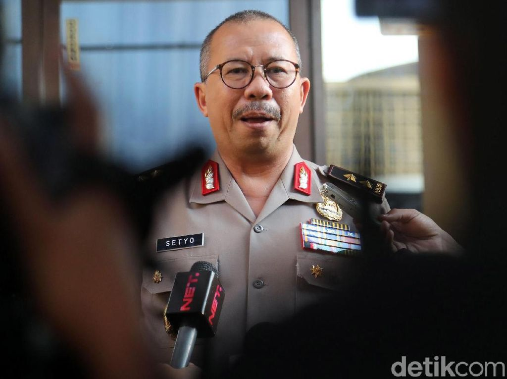 Polri Gandeng PPATK Telusuri Aliran Dana Surabaya Black Hat