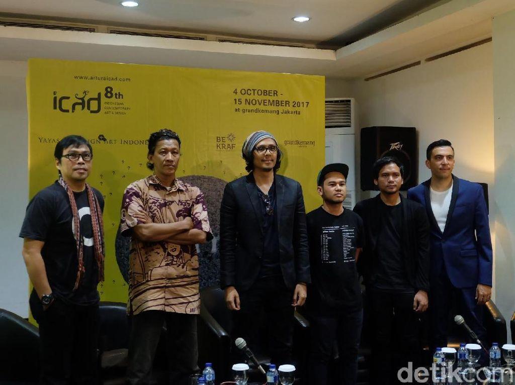 Dibuka Malam Ini, Indonesian Contemporary Art and Design Diikuti 50 Seniman
